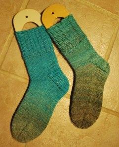 Socks 21-23-21